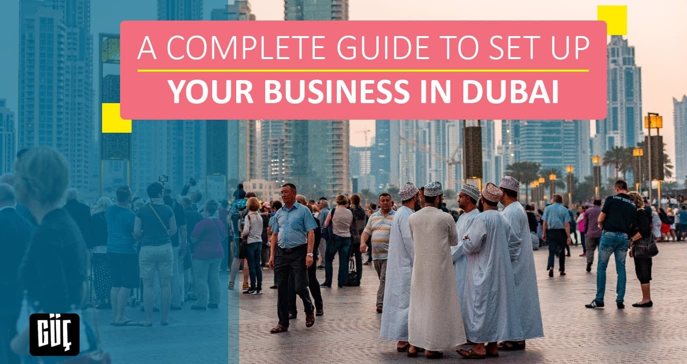 Set up a business in UAE