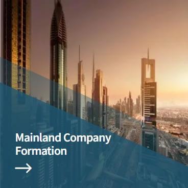 mainland company formation dubai